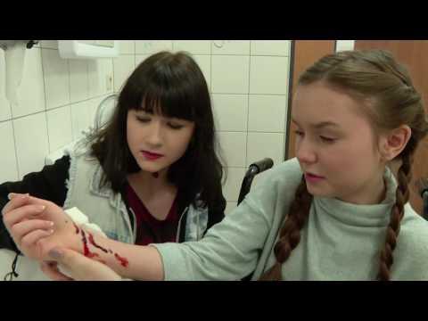 Niepełnosprawna uczennica targnęła się na swoje życie [Szkoła ODC. 423]