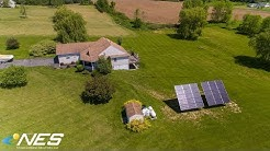 Solar Installation in Cato, NY