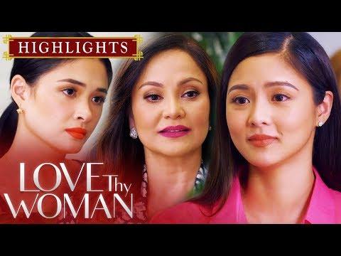 Dana At Lucy, Natahimik Nang Muling Makita Si Jia | Love Thy Woman (With Eng Subs)