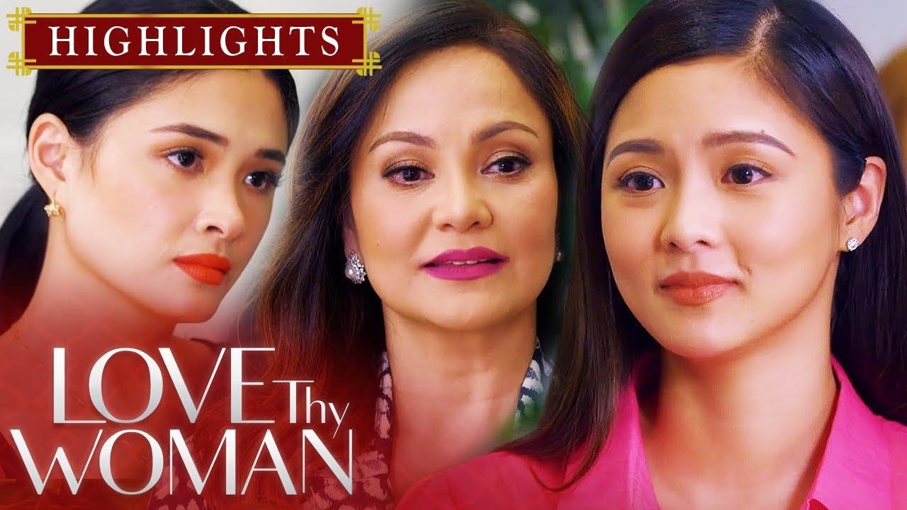 Download Dana at Lucy, natahimik nang muling makita si Jia | Love Thy Woman (With Eng Subs)