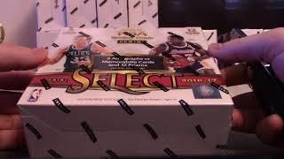 Thomas' 2016/17 Select Basketball Box Break