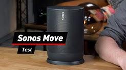 Sonos Move im Test: der WLAN- und Bluetooth-Lautsprecher | deutsch