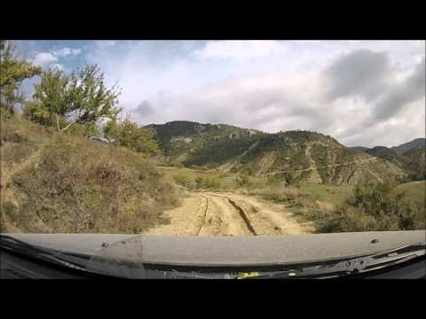 Albania Offroad   Permet to Frasher