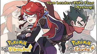 Pokemon LGP/LGE & R/B/Y - Gym Leader/Elite Four Music [Mashup] (HQ)