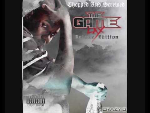The Game - Cali Sunshine (Chopped And Screwed)