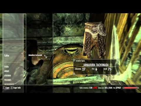 Skyrim HD 1080p - Episodio 68 - El léxico de Avanchnzel