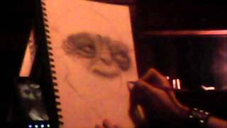 Video StarWars Fan Art- Drawing Yoda download MP3, 3GP, MP4, WEBM, AVI, FLV November 2017
