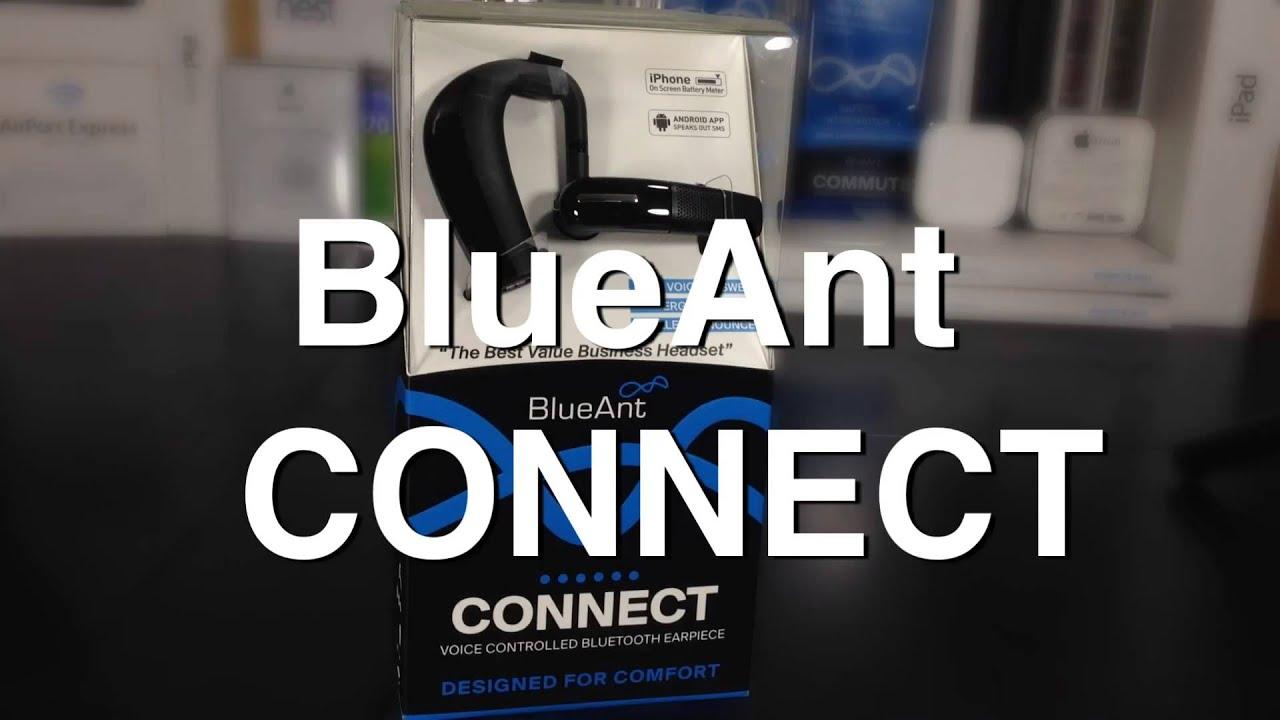 Blueant Connect