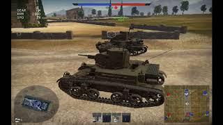 Hardcore War Thunder Gameplay