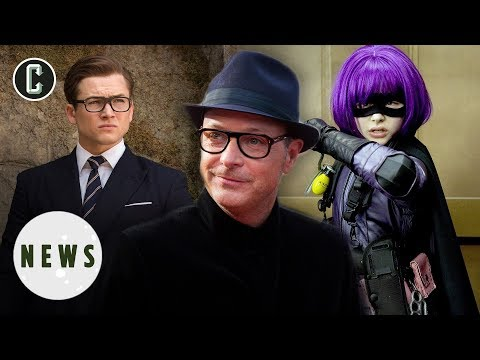 New Kingsman and Kick-Ass Movies Coming From Matthew Vaughn