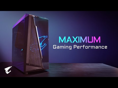 AORUS Model X - Your Ultimate Pre-tuned Gaming PC