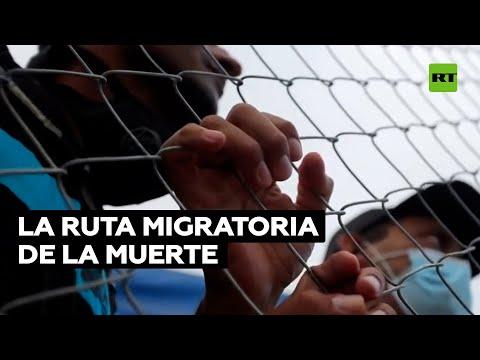 El Tapón de Darién, una de las rutas migratorias más peligrosas del mundo @RT Play en Español