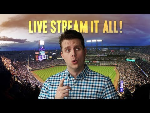 Big or Small Live Stream it All