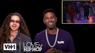 An Unexpected Guest! - Check Yourself - S6 E13 | Love & Hip Hop: Hollywood