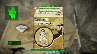 Fallout 4 Ep 277 Tumblers Today Confessions of a Housebreaker Fens Street Sewer