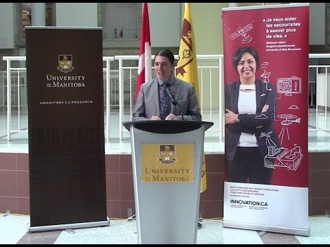 $500 Million Grant for the Innovation Fund  at University of Manitoba