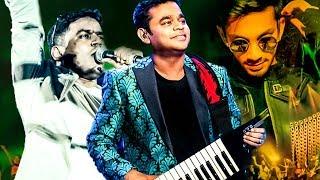 EXCLUSIVE : Music Directors Live Mashup By Paul Prakash