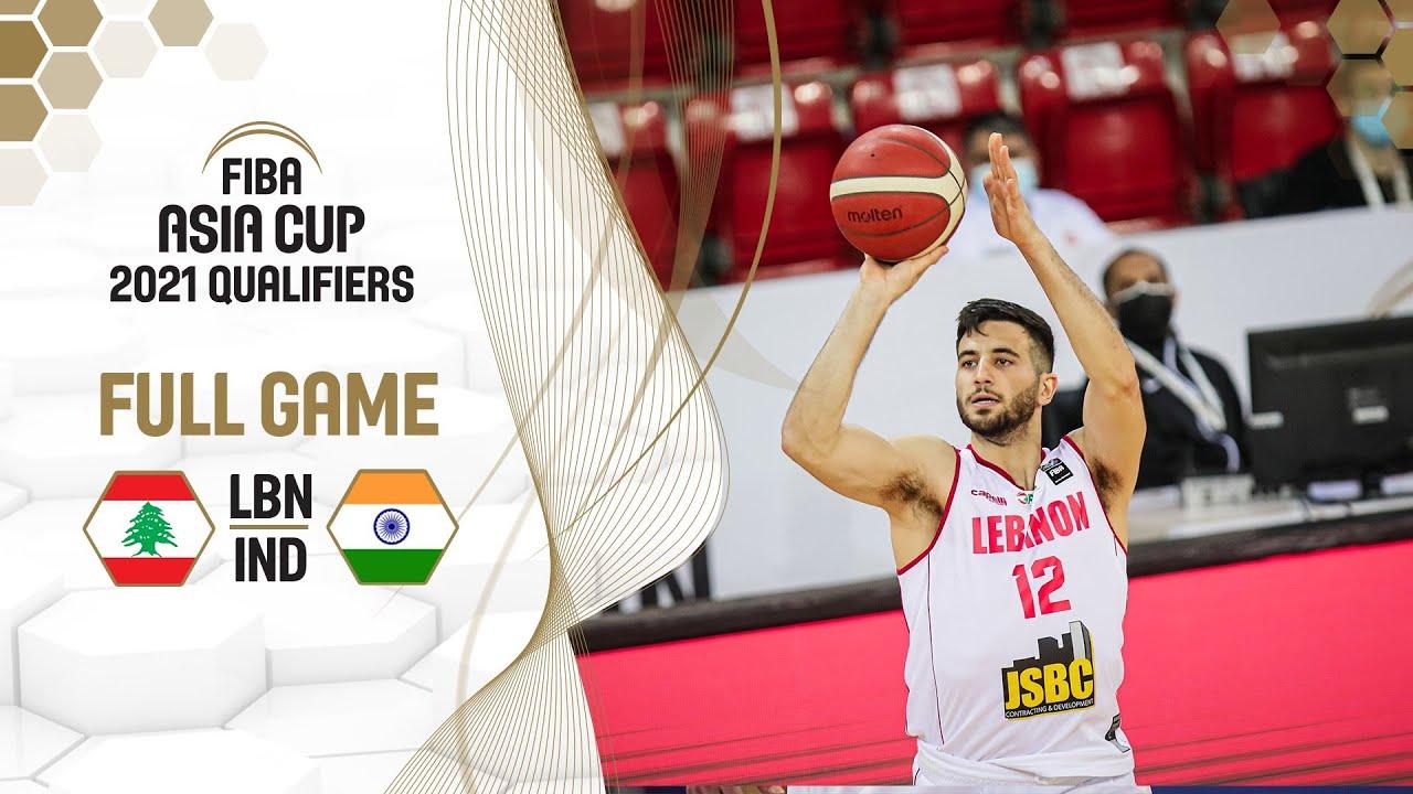 Lebanon v India | Full Game