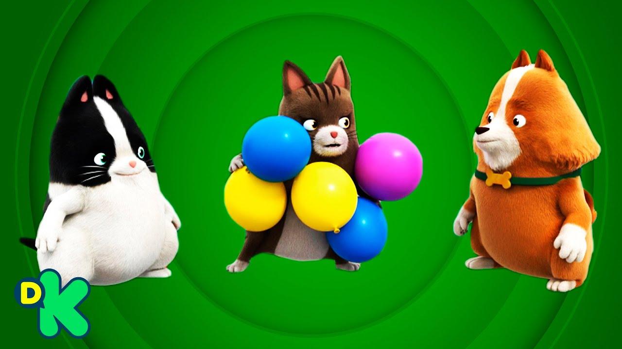 Super carrera de mascotas | Agente Binky al Rescate | Discovery Kids