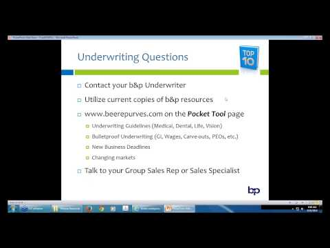 Answers to Your Top 10 Underwriting Questions