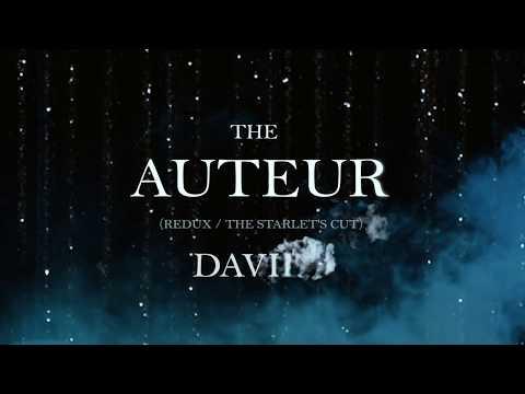 David J Feat. Rose McGowan • The Auteur (Redux/Starlet's Cut) (2019) UK
