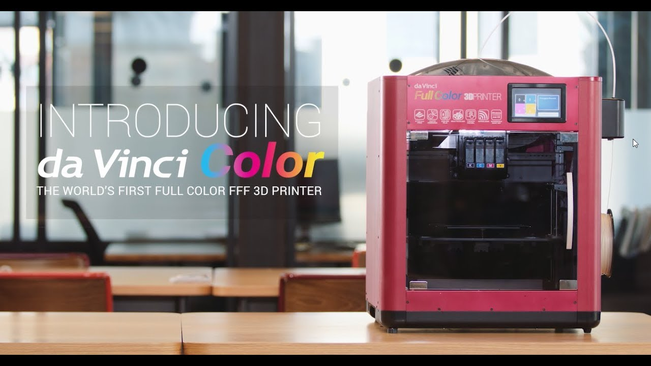 3D Printer XYZprinting Da Vinci Color AiO : Compare and find