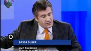 Davor Suker - The Brand, emisija Otvoreno HTV