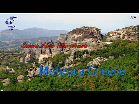 Meteora Greece - Amazing Travel Guide,trip and experience