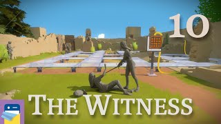 The Witness: iOS iPhone 6S Gameplay Part 10 (by Thekla / Jonathan Blow)