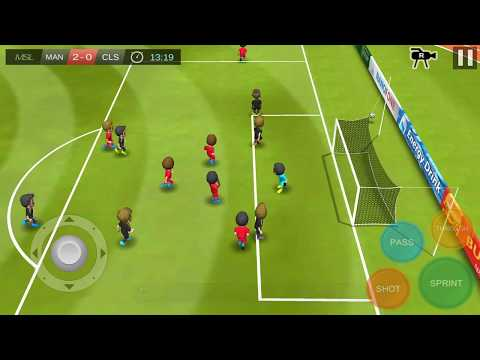 Mobile Soccer League Android Gameplay