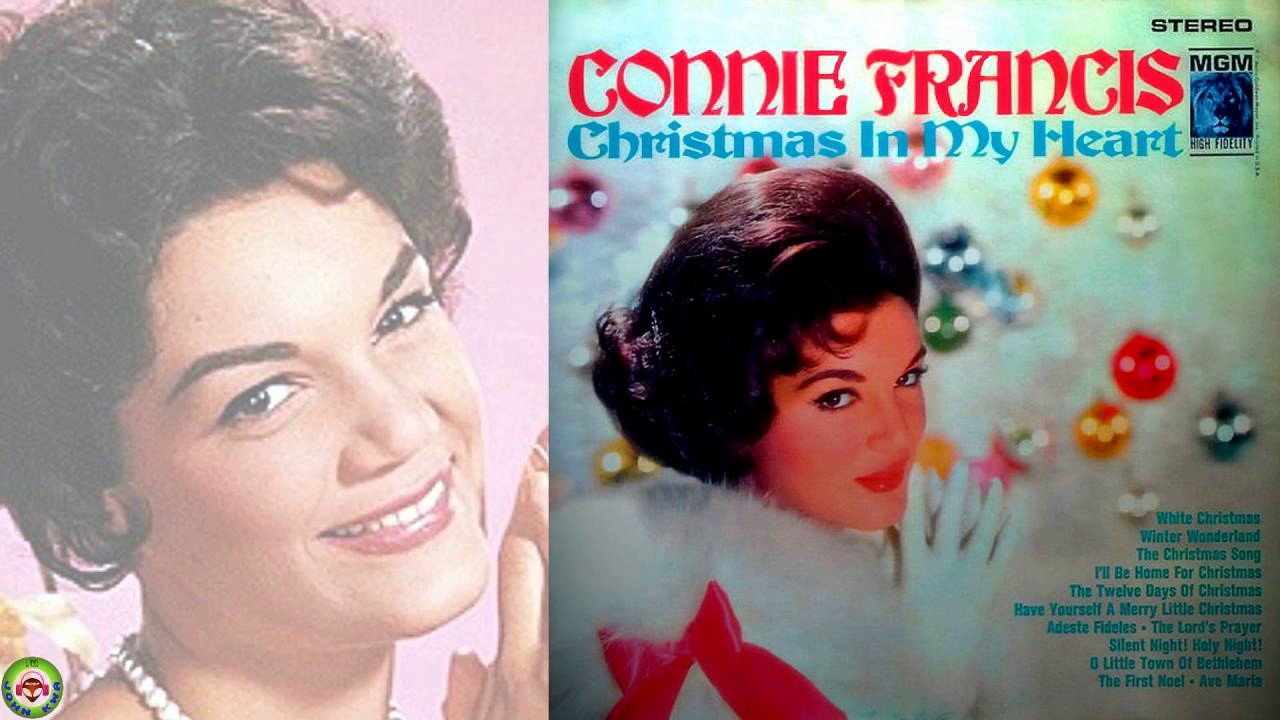 Connie Francis The Twelve Days Of Christmas.Connie Francis The Twelve Days Of Christmas