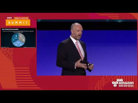 AWS Public Sector Summit 2017 Customer Keynote: Craig Fox, Australian Taxation Office