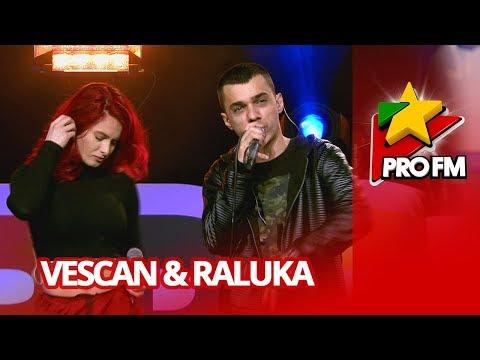 Vescan feat. Raluka - Ca Doi Necunoscuti   ProFM LIVE Session