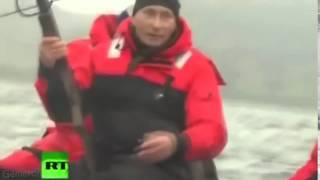 Когда Путин спалил