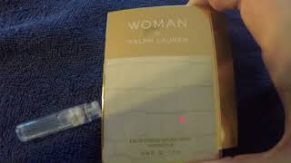 Woman by Ralph Lauren Perfume Review