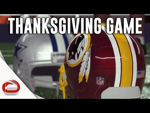 THANKSGIVING DAY FOOTBALL - Washington Redskins vs. Dallas Cowboys - Game 2