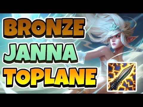 CHALLENGER TRYNDAMERE TROLLS IN BRONZE! FOGGEDFTW2 IN LAN - League of Legends Full Gameplay