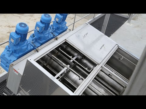 Trident Wastewater Treatment and Sludge Dewatering Solutions