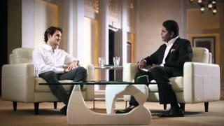 Roger Federer: Wimbledon – Rolex Rendezvous