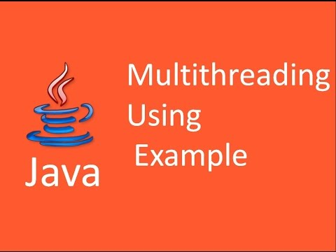 Multithreading Concept In Java Using Example