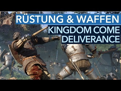 Kingdom Come: Deliverance - E3-Demo: Rüstung & Kampfsystem