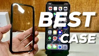 BEST CASE FOR IPHONE XS! JETech Case for Apple iPhone XS, Shock-Absorption Bumper Cover REVIEW