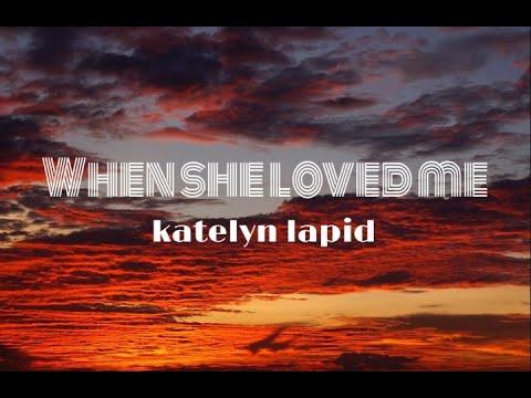 when-somebody-loved-me---kayelyn-lapid-(lirik-terjemahan-indonesia)