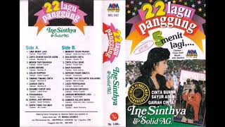 22 lagu panggung 5Menit Lagi... / Ine Sinthya &Solid AG.(original Full)