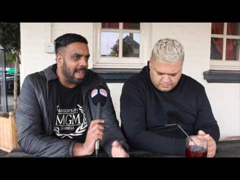HEAVY D - RAW & UNCUT - TALKS TYSON FURY, JOSHUA, KLITSCHKO & HAYE, WANTS FIGHT WITH LEWIS BLOOR!