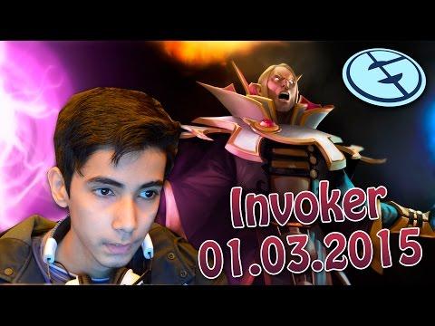 EG.SumaiL играет на Invoker + commentary