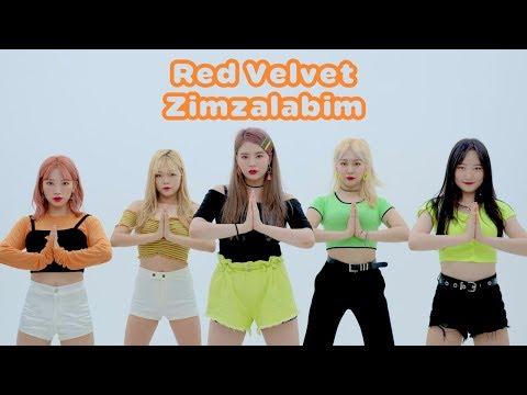 Red Velvet(레드벨벳) - 짐살라빔(Zimzalabim) U.A DANCE COVER