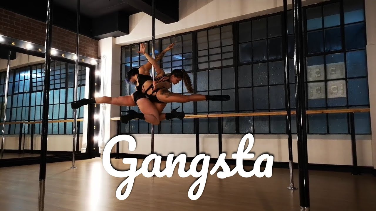 Gangsta by Kehlani | Pole Dance Doubles | The Pole Project | Cape Town