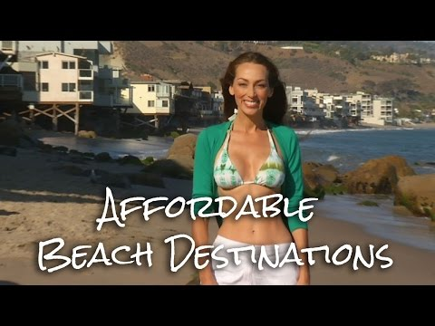 Affordable Beach Vacation Destinations