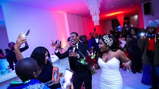Darline and Jean Wedding Reception Highlight Video